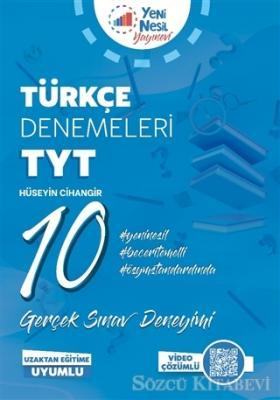 2021 TYT Türkçe 10 Deneme Sınavı