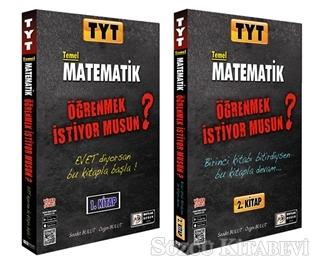 TYT Video Çözümlü Matematik Öğrenmek İstiyor musun? (2 Kitap Takım)