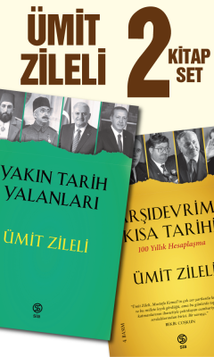 Ümit Zileli - Ümit Zileli İkili Set | Sözcü Kitabevi