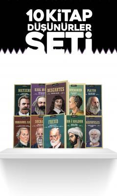 Düşünürler 10 Kitap Set