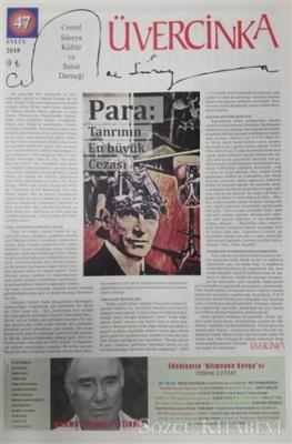 Üvercinka Dergisi Sayı: 47 Eylül 2018