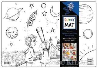 Uzay Araştırmacıları - Funny Mat