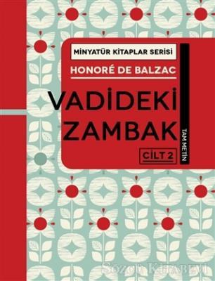 Vadideki Zambak Cilt 2 - Minyatür Kitaplar Serisi (Ciltli)