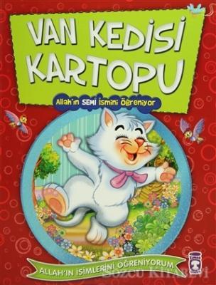 Van Kedisi Kartopu - Allah'ın Semi İsmini Öğreniyo