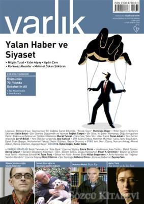 Kolektif - Varlık Aylık Edebiyat ve Kültür Dergisi Sayı: 1333 Ekim 2018 | Sözcü Kitabevi