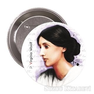 Virginia Woolf - Rozet