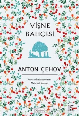 Anton Pavloviç Çehov - Vişne Bahçesi - Bez Cilt | Sözcü Kitabevi