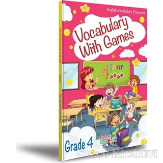Vocabulary With Games Grade 4