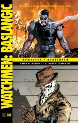 Watchmen Başlangıç: Komedyen - Rorschach