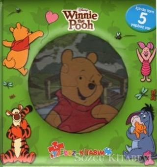 - Winnie The Pooh İlk Yapboz Kitabım | Sözcü Kitabevi