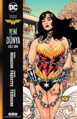 Wonder Woman Cilt 1 - Yeni Dünya