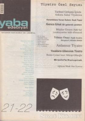 Yaba Edebiyat Dergisi Sayı: 21-22
