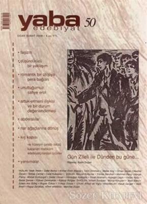 Kolektif - Yaba Edebiyat Dergisi Sayı: 50   Sözcü Kitabevi