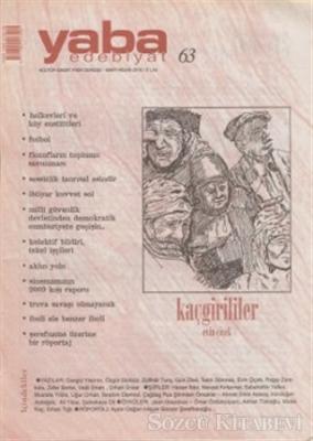 Yaba Edebiyat Dergisi Sayı: 63