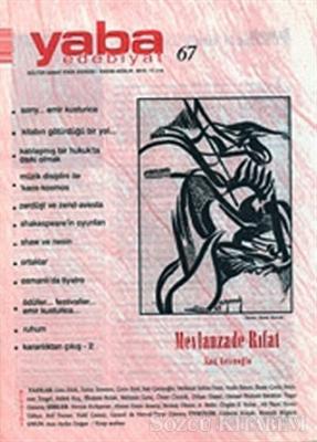 Yaba Edebiyat Dergisi Sayı: 67