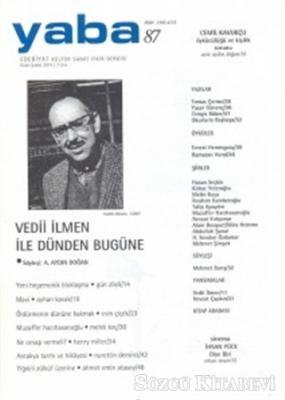 Kolektif - Yaba Edebiyat Dergisi Sayı: 86 | Sözcü Kitabevi