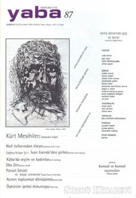Kolektif - Yaba Edebiyat Dergisi Sayı: 87 | Sözcü Kitabevi