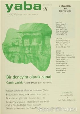 Kolektif - Yaba Edebiyat Dergisi Sayı: 91 | Sözcü Kitabevi