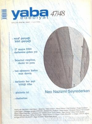 Yaba Edebiyat Sayı: 47-48