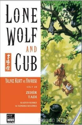 Kazuo Koike - Yalnız Kurt ve Yavrusu Cilt 20 - Zehir Tadı | Sözcü Kitabevi