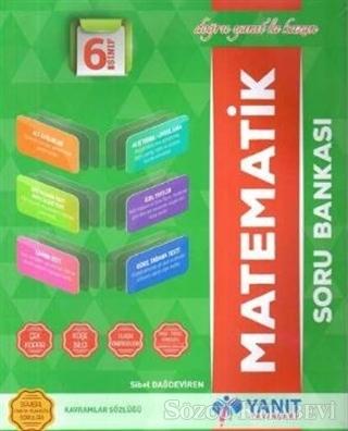 Yanıt 6. Sınıf Matematik Soru Bankası