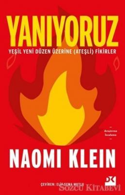 Naomi Klein - Yanıyoruz | Sözcü Kitabevi