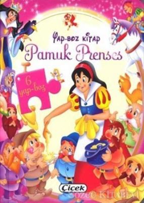 Yap-Boz Kitap / Pamuk Prenses