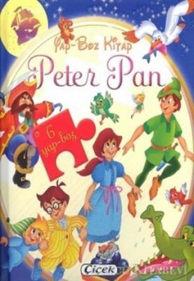 Yap-Boz Kitap Peter Pan
