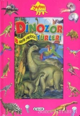 Yapboz Kitabim - Dinozor Türleri