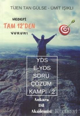Kolektif - YDS E-YDS Soru Çözüm Kampı 2 | Sözcü Kitabevi