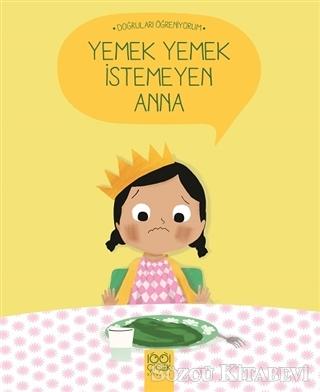 Yemek Yemek İstemeyen Anna