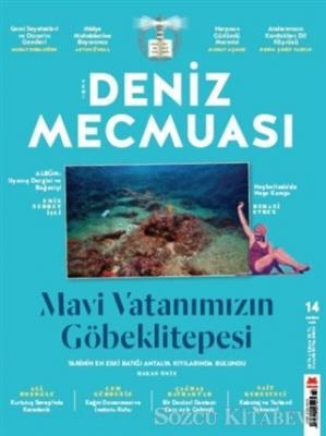 Yeni Deniz Mecmuası Sayı: 14 Haziran 2019