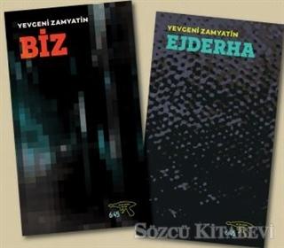 Yevgeni Zamyatin (2 Kitap Takım)
