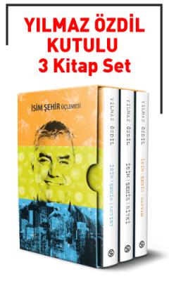 Yılmaz Özdil Kutulu 3 Kitap Set