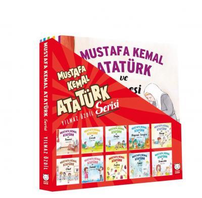 Yılmaz Özdil - Mustafa Kemal Atatürk Serisi Standı | Sözcü Kitabevi