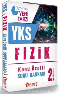 Kollektif - YKS 2. Oturum Fizik Konu Özetli Soru Bankası | Sözcü Kitabevi