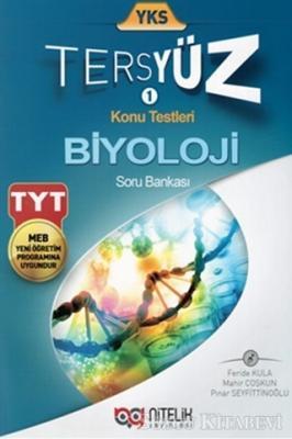 YKS TYT Biyoloji Tersyüz Soru Kitabı