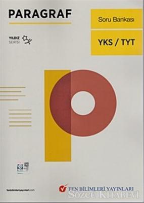 Kolektif - YKS TYT Paragraf Soru Bankası Yıldız Serisi   Sözcü Kitabevi