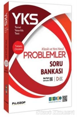 YKS TYT Problemler Tamamı Çözümlü Soru Bankası