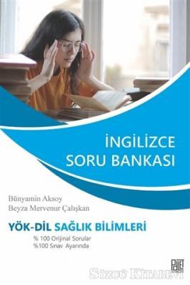 YÖK-Dil Sağlık Bilimleri İngilizce Soru Bankası 2021