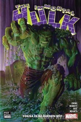 Yoksa İkisi Birden Mi? - Immortal Hulk Cilt 1