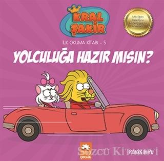 Varol Yaşaroğlu - Yolculuğa Hazır Mısın? - Kral Şakir İlk Okuma 5 | Sözcü Kitabevi