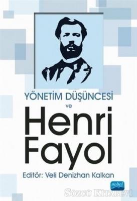 Kolektif - Yönetim Düşüncesi ve Henri Fayol   Sözcü Kitabevi