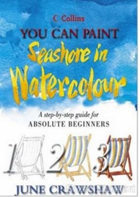 You Can Paint Seashore in Watercolour