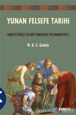 Yunan Felsefe Tarihi
