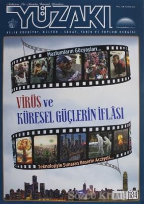 Yüzakı Aylık Edebiyat, Kültür - Sanat, Tarih ve Toplum Dergisi Sayı: 184 Haziran 2020
