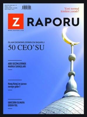 Z Raporu Dergisi Sayı: 15 Ağustos 2020