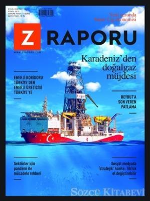 Z Raporu Dergisi Sayı: 16 Eylül 2020