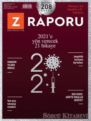 Z Raporu Dergisi Sayı: 20 Ocak 2021