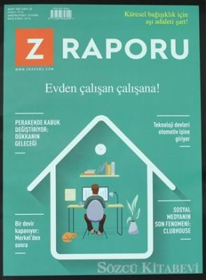 Z Raporu Dergisi Sayı: 22 Mart 2021